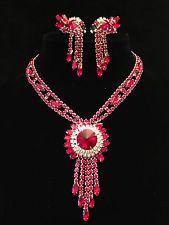 rhinestone vintage jewelry | eBay