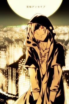 Kagerou Project (Kagerou Days; Mekaku City Actors) : Kano Shuuya