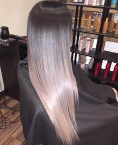 Haarschnitt für langes Haar fallen Neue Frisuren, Haarschnitt für lange Haare Herbst Balayage Blond, Ash Blonde, Beautiful Hair Color, Haircuts For Long Hair, Fall Hair, Ombre Hair, Hair Looks, Dyed Hair, Hair Inspiration