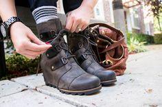 Sorel Joan of Artic Wedge boot