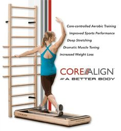 I love this apparatus! Makes me sore every time!