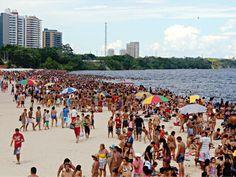 Cidade de Manaus, Lazer - Amazonas - Turismo e Cultura no Brasil