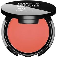MAKE UP FOR EVER HD Blush (£18) ❤ liked on Polyvore featuring beauty products, makeup, cheek makeup, blush, beauty, fillers, 34. foundation & blush. and make up for ever