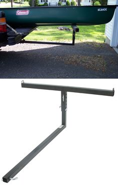 Darby Extend-A-Truck Hitch Mounted Extender. Extends for use with roof rack or truck beds. Compatible with the GMC Sierra.