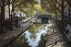 Canal Saint Martin Paris #Paris
