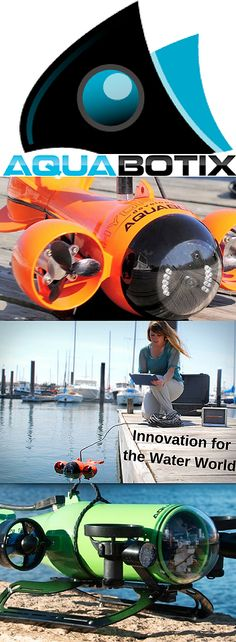 Aquabotix is the technology leader in portable underwater vehicles. Our vehicles are faster, smarter, more capable and more affordable than other ROVs