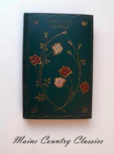 Antique 1899 Book Mine Own People by Rudyard Kipling Henry Altemus Free Shipping | eBay