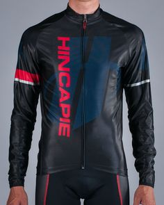 Men's Velocity Long Sleeve Jersey | Hincapie Custom
