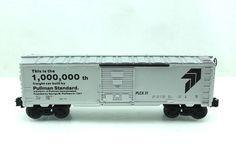 O O27 Lionel Pullman Standard 1 000 000th Freight Car Box Car 6 9447   eBay