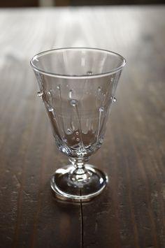 雫のワイングラス - 小林亮二