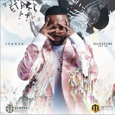 Talented super star IYANYA out with #SignatureEP from The Supreme Mavin Dynasty.  The anticipated EP titled 'Signature' has 8 tracks with 2 previously released as singles. Mavin Records in house producers Don Jazzy, BabyFresh and Altims worked on the project.   #Iyanya #Music