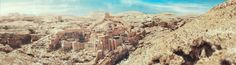 A view of the monastery Minzar Mar Saba, overlooking the Kidron Valley. https://500px.com/photo/121944247/minzar-mar-saba-by-kaveret-pro