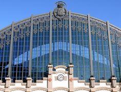 Estación del Norte. Barcelona. España