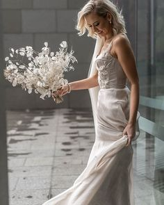 "Nuku Boutique on Instagram: ""SORRY// In advance... I might be spamming this shoot. Seriously every image is gorgeous!!! The talented vendors behind this shoot I…"" Resort Wear, Fashion Forward, Boutique, Bridal, Wedding Dresses, How To Wear, Image, Instagram, In Trend"