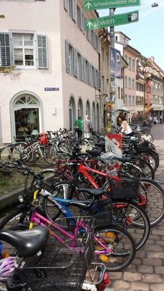 Freiburg bikes - Welcome!
