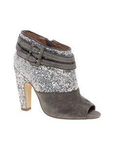 Ravel Grey Shoe Boot