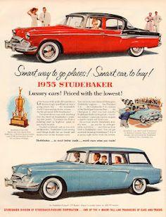 Studebaker, 1955