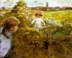 Stanhope Alexander Forbes, Hide and Seek