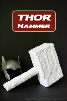 DIY Thor Hammer made