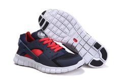 7976e48513a4 Buy Men s Nike Huarache Free 2012 Training Shoes Dark Navy Red Navy Top  Deals from Reliable Men s Nike Huarache Free 2012 Training Shoes Dark Navy  Red Navy ...