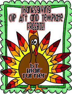 Thanksgiving FREEBIES - Linky Party! Lots of free resources to use during November!