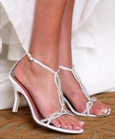 Wedding Shoes On Pinterest Wedding Shoes Dillards And Dress Sandals