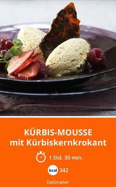 Kürbis-Mousse