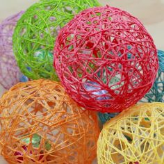 The best DIY projects & DIY ideas and tutorials: sewing, paper craft, DIY. Ideas About DIY Life Hacks & Crafts 2017 / 2018 String Art Easter Eggs -Read Cute Crafts, Crafts To Do, Crafts For Kids, Arts And Crafts, Crafts With Yarn, Crafts To Make And Sell Unique, Quick Crafts, Adult Crafts, Holiday Fun