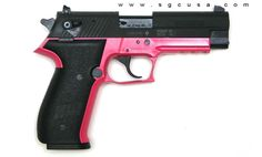 Sig Mosquito 22 Hot Pink - Gun for the wife!