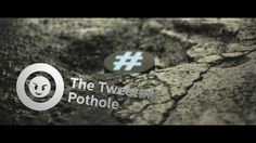 """OGILVY & Medcom decided to get hands on into fixing a common problem on the streets of Panama, potholes. So they created """"The Tweeting Pothole"""", a connected device that once placed inside potholes will send a complaint tweet to the account of the Department of Public Works every time it is run over by a vehicle."""