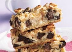 Crescent Layer Bars - use whatever 2 kinds of Chips you want!