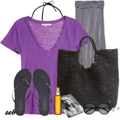 """""""Beach Day"""" by coombsie24 on Polyvore"""