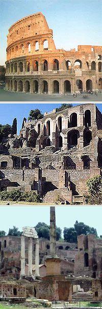 Colosseum Palatino Roman Forum Tour Rome Museum