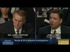 James Comey: Loretta Lynch Ordered Me to Downplay Hillary Clinton's 'Cri...