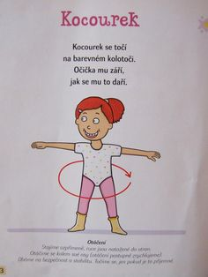kocourek Yoga For Kids, Infant Activities, Healthy Kids, Kids And Parenting, Crafts For Kids, Preschool, Classroom, Teaching, Children