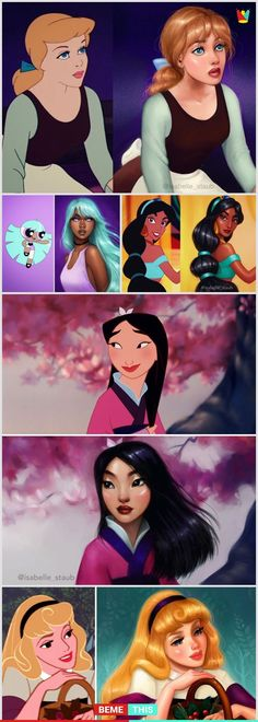 Gorgeous Disney art. #AwesomeArt