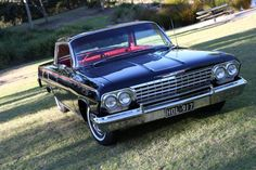 1962 Chevrolet Export RHD IMPALA SPORT SEDAN (4 door pillarless Hardtop)