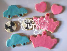 Cookies Nenes y Nenas