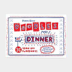 Doodles at Dinner