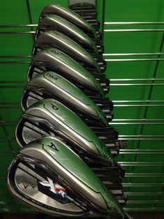Callaway XR Iron Set Golf Clubs #Callaway