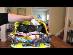 """The second part of my """"What's in my hospital bag"""" video featuring the JuJuBe Be Prepared in Sea Amo. Jujube Be Prepared, Hospital Bag, Lunch Box, Sea, Bags, Life, Handbags, Bento Box, Totes"""