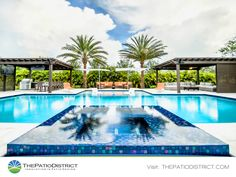 The Patio District Offers Custom Pool Design In Miami And Pool Remodeling.