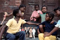 A picture is worth a thousand words. This vintage 70's Harlem speaks volumes. Photo Credit Camilo Jose Vergara.