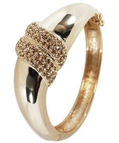 Bijoux De Ja Gold Plated Base Citrine Swarovski Crystal Double Strips Hinged Bangle Bracelet Bijoux De Ja http://www.amazon.com/dp/B00D9VMWA8/ref=cm_sw_r_pi_dp_MCV-vb05PM7TT