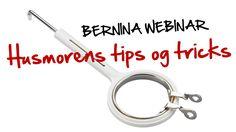 BERNINA Webinar: Husmorens tips og tricks