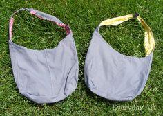 Easy way to make a boho bag :)