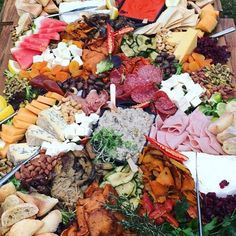 Add an antipasto grazing platter to your function! You can get creative and turn it into a table with the platters we provide. The tiger loves seeing the end product of the functions we cater for 🐯 parentsfood,functions,weddings,tigerfingerfood,melbournecatering,kidspartyfood,food,foodie,events,tigerfood,catering,melbournefood Antipasto, Paella, Platter, Finger Foods, A Table, Catering, Events, Cheese, Weddings