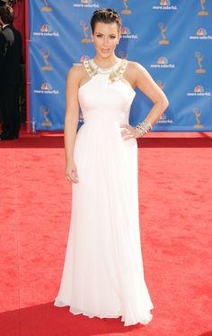 Kim Kardashian Evening Dresses