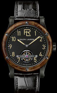 Ralph Lauren RL Automotive Tourbillon and Double Tourbillon Watches