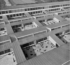 Munkegårdsskolen Arne Jacobsen